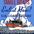 Coast Guard 45 RB-M Enlist Now! by AlwaysReadyCltv