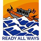 Coast Guard 25 RB-S Action Today by AlwaysReadyCltv