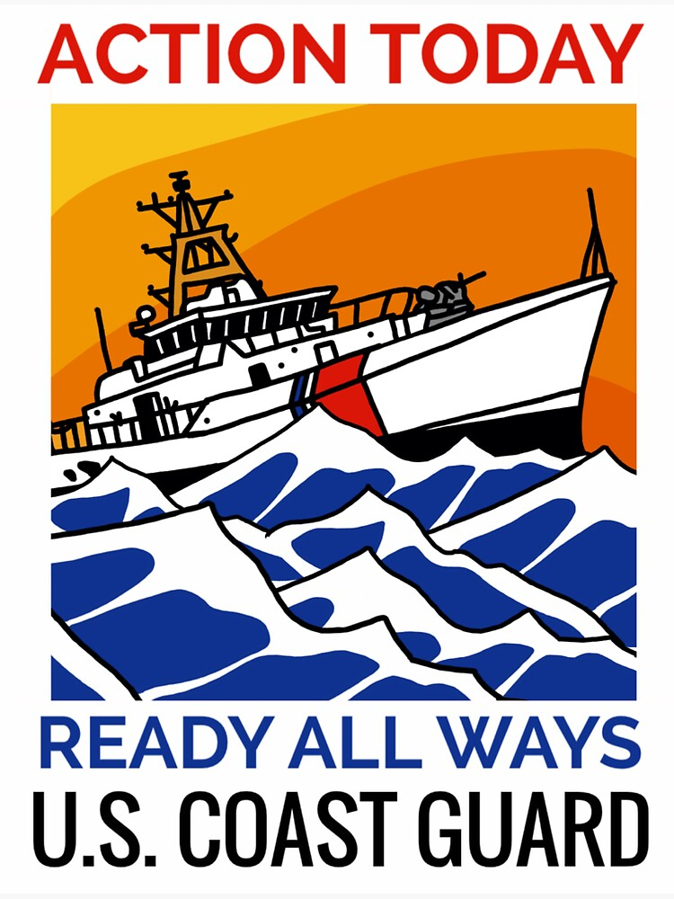 Coast Guard FRC Action Today by AlwaysReadyCltv