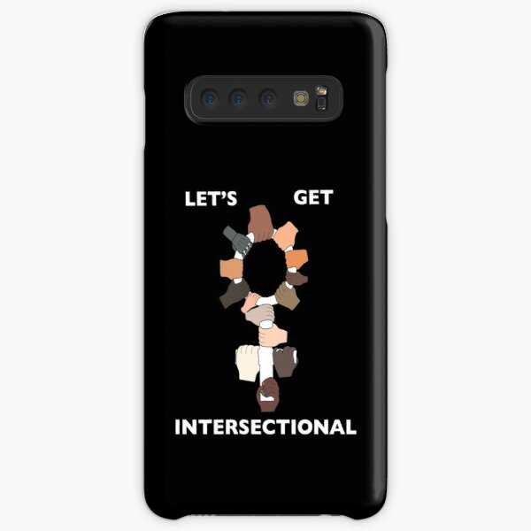 Let's Get Intersectional Samsung Galaxy Snap Case