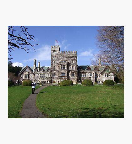 Hatley Castle (1) Photographic Print