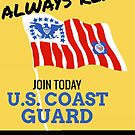 Coast Guard Join Today by AlwaysReadyCltv