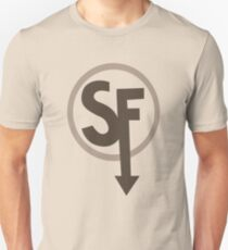 Sal Fisher Sally Face Larry Johnson Unisex T-Shirt