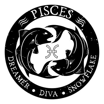 Savage Pisces Zodiac Antisocial Astrology by oberdoofus