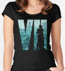 Cloud is back in color Women's Fitted Scoop T-Shirt