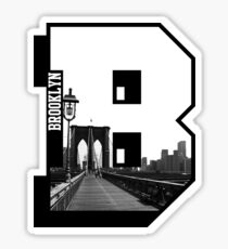 Pegatina Bloque de Brooklyn