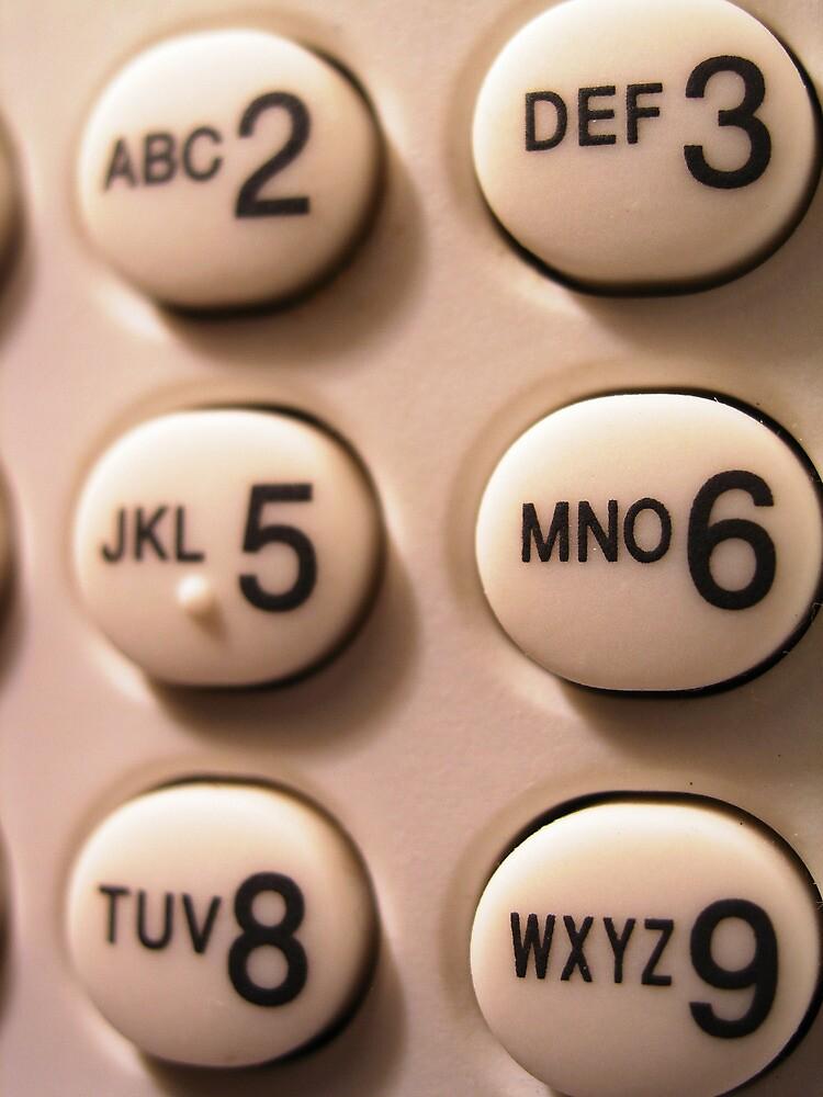 Digital Dialling! by Jenni Greene