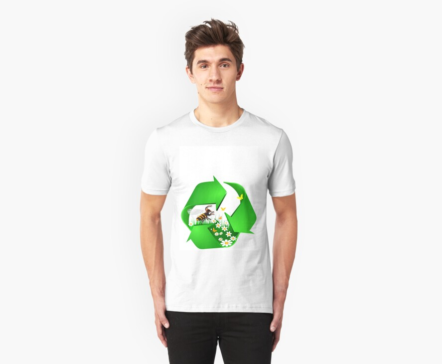 recycling by bonardelle