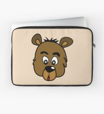 Cute Bear Laptop Sleeve
