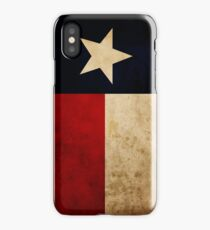 The Texas Flag iPhone Case/Skin
