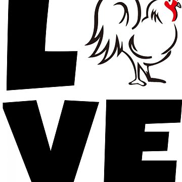 Chicken Lovers by iwaygifts