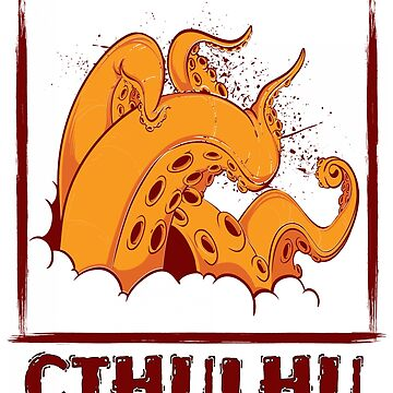 Funny Cthulhu Gifts by iwaygifts