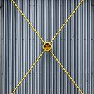 My interpretation of X marks the spot by PeterBusser