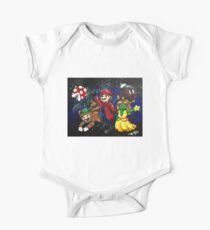 Plumbers of the Galaxy Kids Clothes