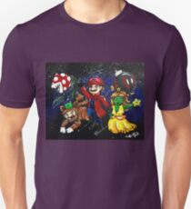 Plumbers of the Galaxy Unisex T-Shirt