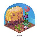 Phylla Harvest Moon Cube by Zugai
