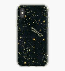 I Have Loved the Stars iPhone Case