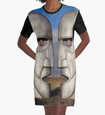 pink floyd the division bell Graphic T-Shirt Dress