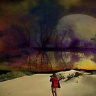 Lunar oasis by missmoneypenny