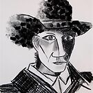 Cowboy Picasso by Sonny  Williams