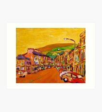 Bantry, Cork Art Print