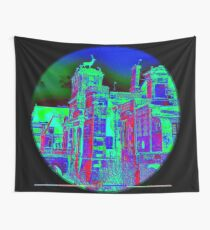 «Anet Castle | Castle of Anet »II Wall Tapestry