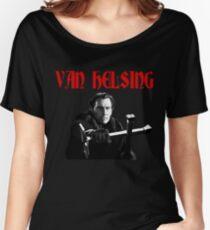 Doctor Van Helsing Women's Relaxed Fit T-Shirt