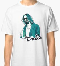 The Dude, The big Lebowski Classic T-Shirt