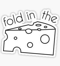 Schitt's Creek, Fold in the Cheese Sticker