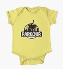 Parkour One Piece - Short Sleeve