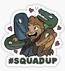 Raptor Squad Feat. Raptor Daddy Sticker