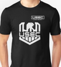 Tarkov USEC logo Slim Fit T-Shirt