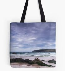 Lewis: On the Rocks Tote Bag