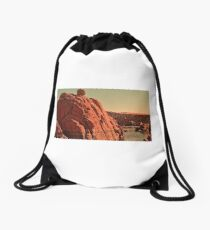 lake watson Drawstring Bag
