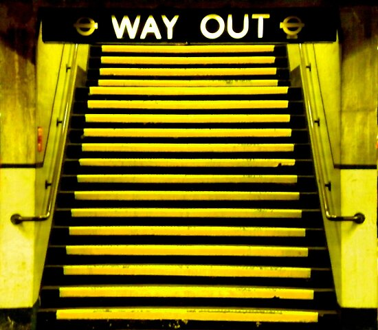 Way Out by Josephine Pugh
