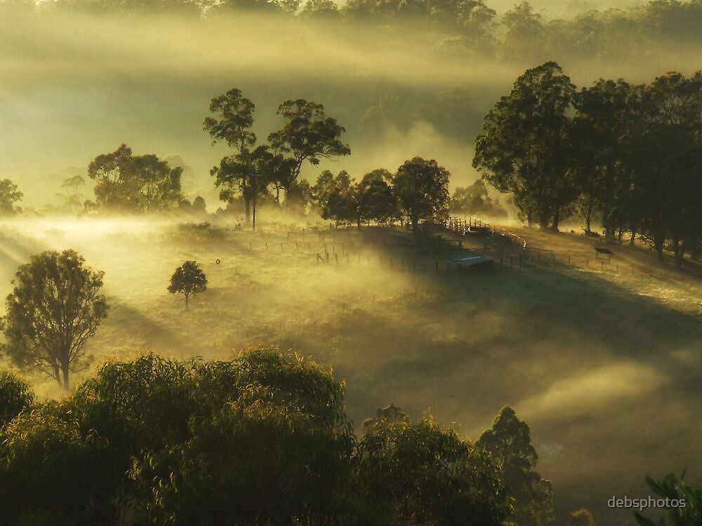 """'Morning at the Yards"""" by debsphotos"""