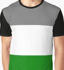 FKK-FKK-FKK-Flagge Grafik T-Shirt
