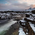 Sligachan Snow by tinnieopener