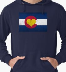 colorado love Lightweight Hoodie