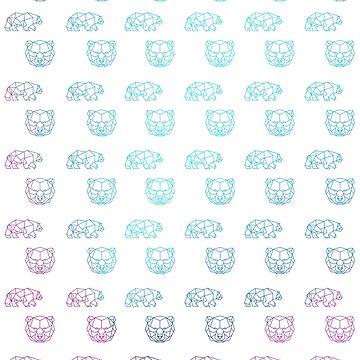 space bears by changeofheart