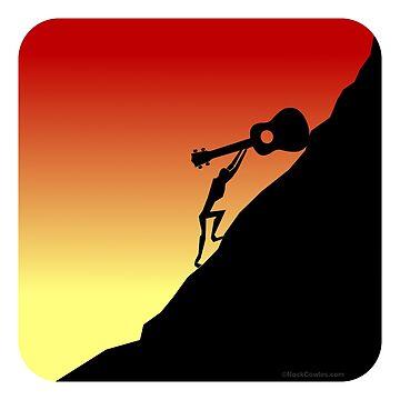 Sisyphus Ukulele by Kowulz by Kowulz