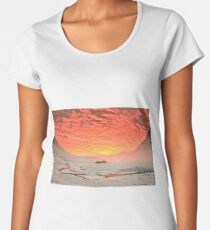 unbelievable sky at Glenco Women's Premium T-Shirt