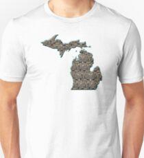 Michigan Petoskey Stone  Unisex T-Shirt