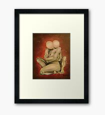 Under Your Wings p Framed Print