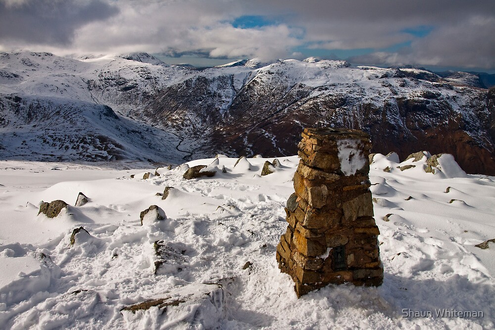 Winter views from High Raise by Shaun Whiteman
