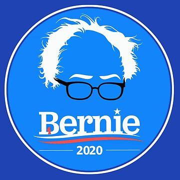 Bernie 2020 von mavisshelton