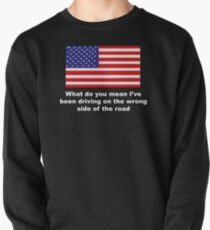 USA Travellers T-Shirt Pullover