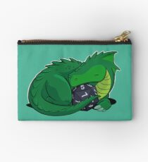 D20 Green Dragon Studio Pouch