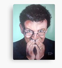 RED Symons Canvas Print