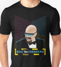 Heisenberg / Max Headroom Mashup Unisex T-Shirt